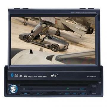 CAR /DVD RET. MIDI MD-7019 GPS DIGITAL TFT