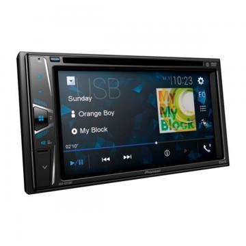 CAR /DVD PIONEER *AVH-G225BT C /CONTROLE