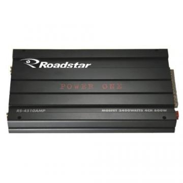 MODULO ROADSTAR RS-4510AMP (4CH) 2400W *POWER ONE