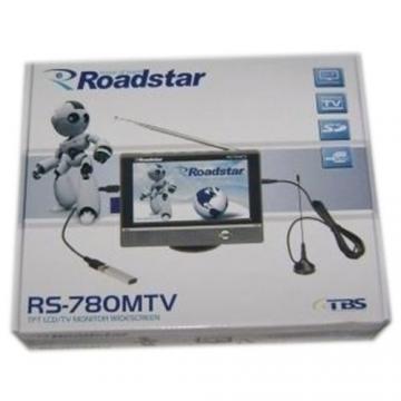 TELA ROADSTAR 7 RS-780      (TV /USB /SD)